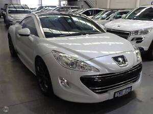 2012 Peugeot RCZ 1.6T Manual Coupe Alphington Darebin Area Preview