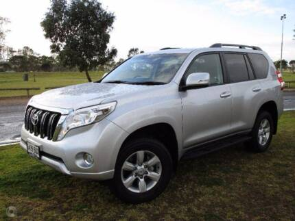 Toyota LandCruiser Prado GXL **FINAL PRICE REDUCTION, ONE ONLY** Murray Bridge Murray Bridge Area Preview