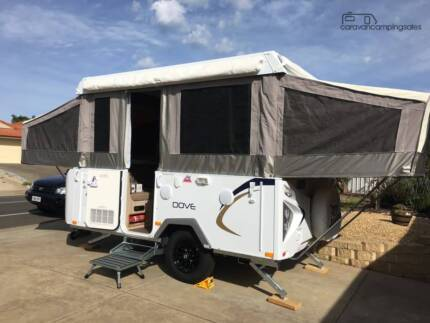 Jayco Dove Camper Trailer 2016