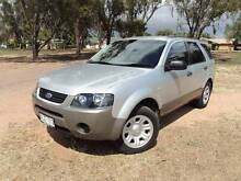 2007 Ford Territory LOW KS, 1 OWNER Port Pirie Port Pirie City Preview