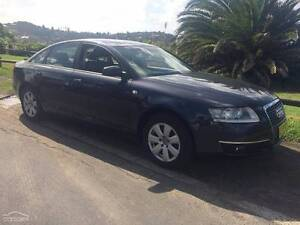 2006 Audi A6 Sedan Woolwich Hunters Hill Area Preview