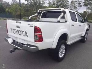2012 Toyota Hilux SR5 4x4 Biggera Waters Gold Coast City Preview