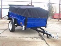 NEW TRAILERS COST £ 650 DIFFERENT COLORS