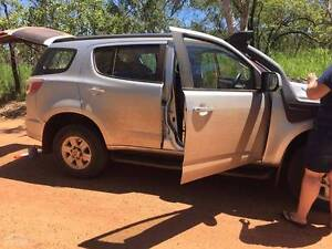 2015 Holden Colorado 7 Wagon Broome Broome City Preview