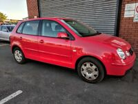 2004 VW POLO 1.2 LOW MILES - SPARES OR REPAIRS