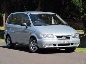 2007 Hyundai Trajet Wagon Hornsby Hornsby Area Preview