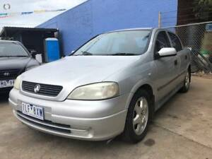 2000 Holden Astra Sedan West Footscray Maribyrnong Area Preview