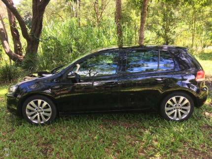 VW GOLF V1 103 TDI COMFORTLINE DSG 6 SPEED AUTO 2012 Tewantin Noosa Area Preview