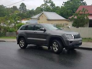 2011 Jeep Grand Cherokee Wagon Taringa Brisbane South West Preview