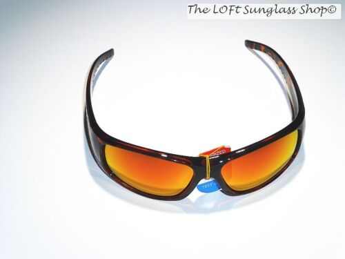 Mens Polarized sport wrap sunglasses, Light Great for boating sharp! pc7186T