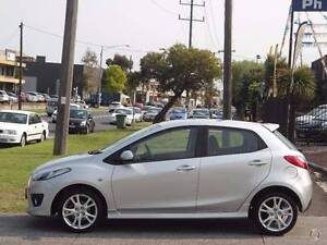 2008 Mazda Mazda2 Hatchback Footscray Maribyrnong Area Preview