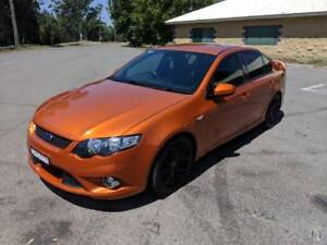 2011 Ford Falcon FG XR6 Limited Edition Sedan 4dr Man 6sp 4.0i Singleton Singleton Area Preview