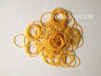 50pc Office Supply Rubber Band Strong Elastic For Packing Home Organizer Collect