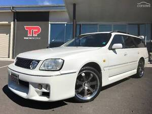 *LOOK DIRECT IMPORTED NISSAN STAGEA 25T RS FOUR S MANUAL * Hahndorf Mount Barker Area Preview