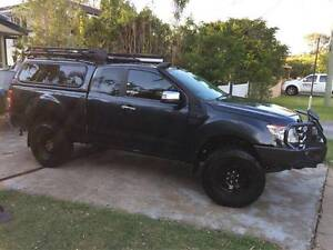 2013 Ford px Ranger space cab Lota Brisbane South East Preview