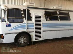 1984 scania bus motorhome very urgent sale Scamander Break ODay Area Preview