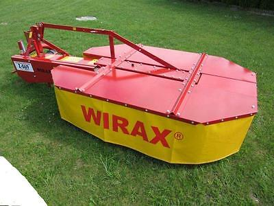 BRAND NEW DRUMS MOWER   5ft6. BARGAIN ! from  1250  KUZNIA ,WIRAX,TALEX