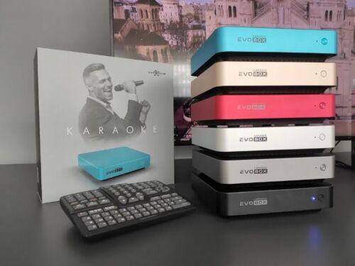 Karaoke Evolution EvoBox