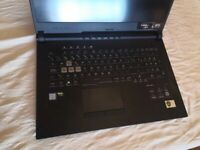 Asus Rog Strix Scar III G731G RTX 2070/Intel i7-9750H/16GB/512GB SSD