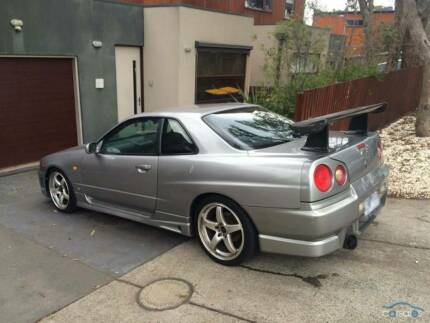 1998 Nissan Skyline R34 GT Coupe 12 month rego Roxburgh Park Hume Area Preview