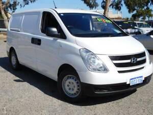 2012 Hyundai iLoad TQ-V Van 5dr Man 5sp 2.4i [MY12] Wangara Wanneroo Area Preview