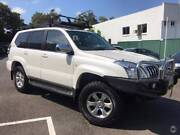 2003 Toyota Landcruiser Prado GRJ120R Grande✅Finance ✅Trade-In Merrimac Gold Coast City Preview
