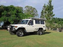 2006 Toyota Landcruiser RV Troopcarrier Manual 4x4 Caboolture Caboolture Area Preview