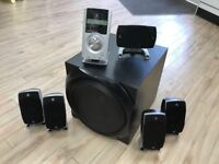 Logitech z5500 surround sound system
