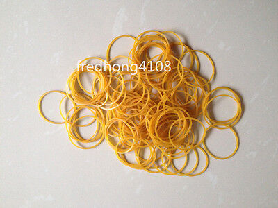 500pc Office Supply Rubber Band Strong Elastic For Packing Home Organizer