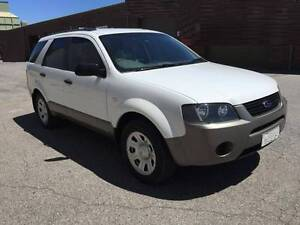 2008 FORD TERRITORY TX SUV K.M 180,000   5 SEATERS TERRITORY Reservoir Darebin Area Preview