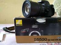 Nikon D5500 (body only)