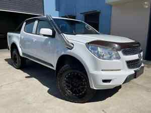 FROM $125 P/WEEK ON FINANCE* 2012 HOLDEN COLORADO LT RG 4X4 Coburg Moreland Area Preview