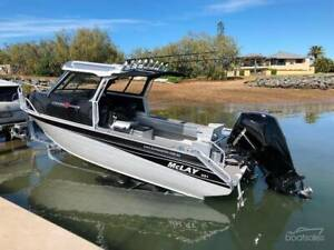 McLay 651 Cross Over Plate Alloy with Mercury 200hp V6 4 Stroke Rocklea Brisbane South West Preview
