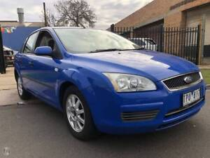 2005 Ford Focus Sedan West Footscray Maribyrnong Area Preview