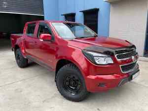 FROM $118 P/WEEK ON FINANCE* 2013 HOLDEN COLORADO  LT RG 4X4 Coburg Moreland Area Preview
