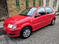 VW POLO 1.4 MATCH - LIMITED EDITION - ELETRIC SUN ROOF - QUICK SALE
