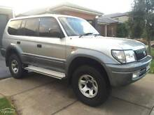 2002 Toyota LandCruiser Wagon Point Cook Wyndham Area Preview