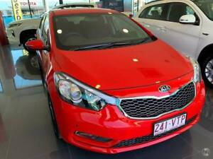 2015 KIA CERATO S HATCH RED!, ONLY 23000KMS! Pialba Fraser Coast Preview
