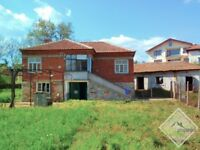 3bed detached house with 1000m2 plot of land for sale in southern Bulgaria nr Turkey & Greece