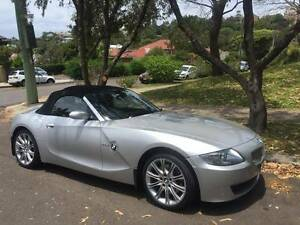 2005 BMW Z4 Coupe Crows Nest North Sydney Area Preview