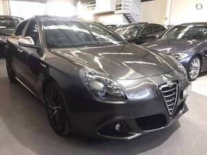 2012 Alfa Romeo Giulietta QV Hatchback 5dr Man 6sp 1.7T Alphington Darebin Area Preview