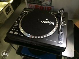GEMINI CDT-05 TURNTABLES. DIRECT DRIVE/TECHNICS/CDJ/DJ