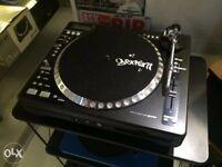 GEMINI CDT-05 TURNTABLES. DIRECT DRIVE/TECHNICS/CDJ/DJ