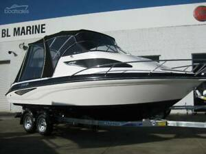 Brand New - Stejcraft 640 Monaco Deluxe with Yamaha F150 Preston Darebin Area Preview