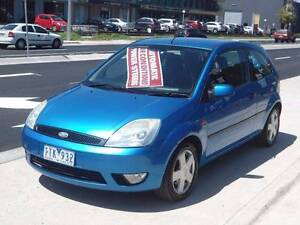 2005 Ford Fiesta Hatchback Footscray Maribyrnong Area Preview
