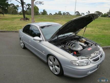 2000 Holden Calais Sedan V8 LS1 with GTS coulson interior LOW KMS Greensborough Banyule Area Preview