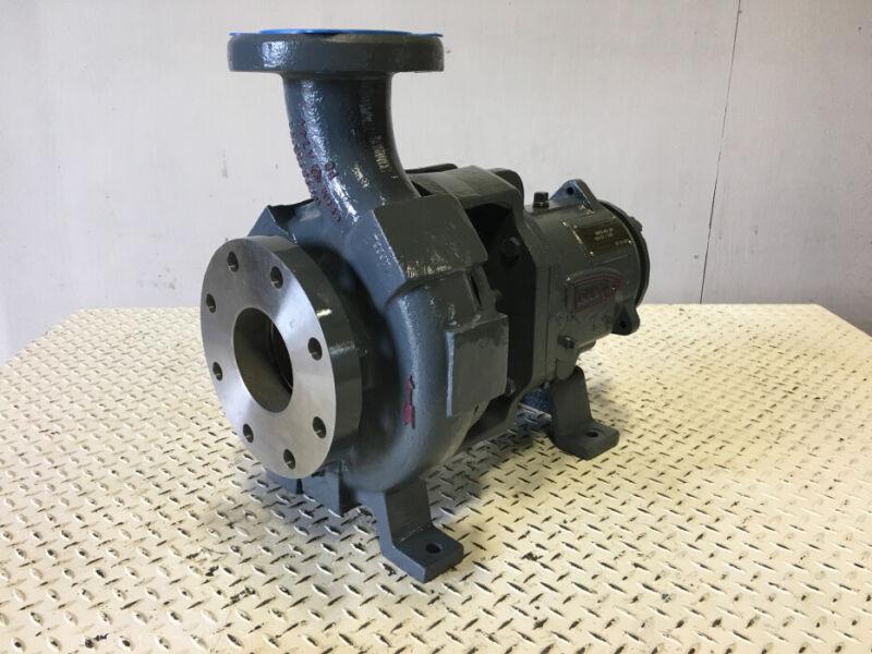 Durco/Flowserve  2K4x3-82 ANSI Pump, 316SS, #87998