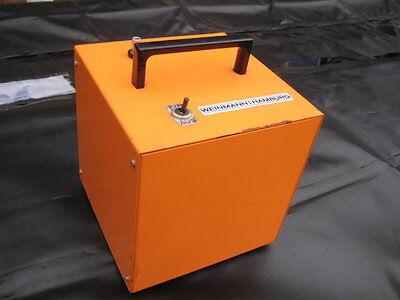 Weinmann WM2680 Absaugpumpe 12-Volt Kompressor WM 2690 Vacuumpumpe