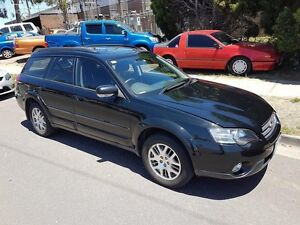 MUST GO!! 2005 Subaru Outback SAFETY PACK! Bundoora Banyule Area Preview