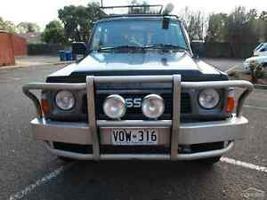 91 Nissan patrol gq td42 st Vermont Whitehorse Area Preview